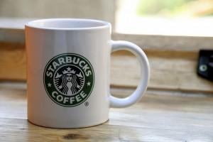 Starbucks Coffee. Still a bit of a branding mug?