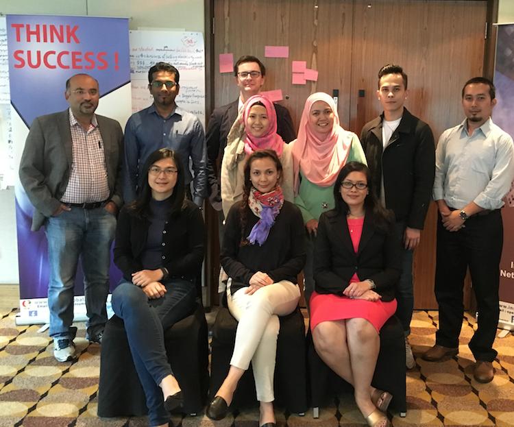 Digital Brand Strategy Masterclass – Kuala Lumpur, Malaysia