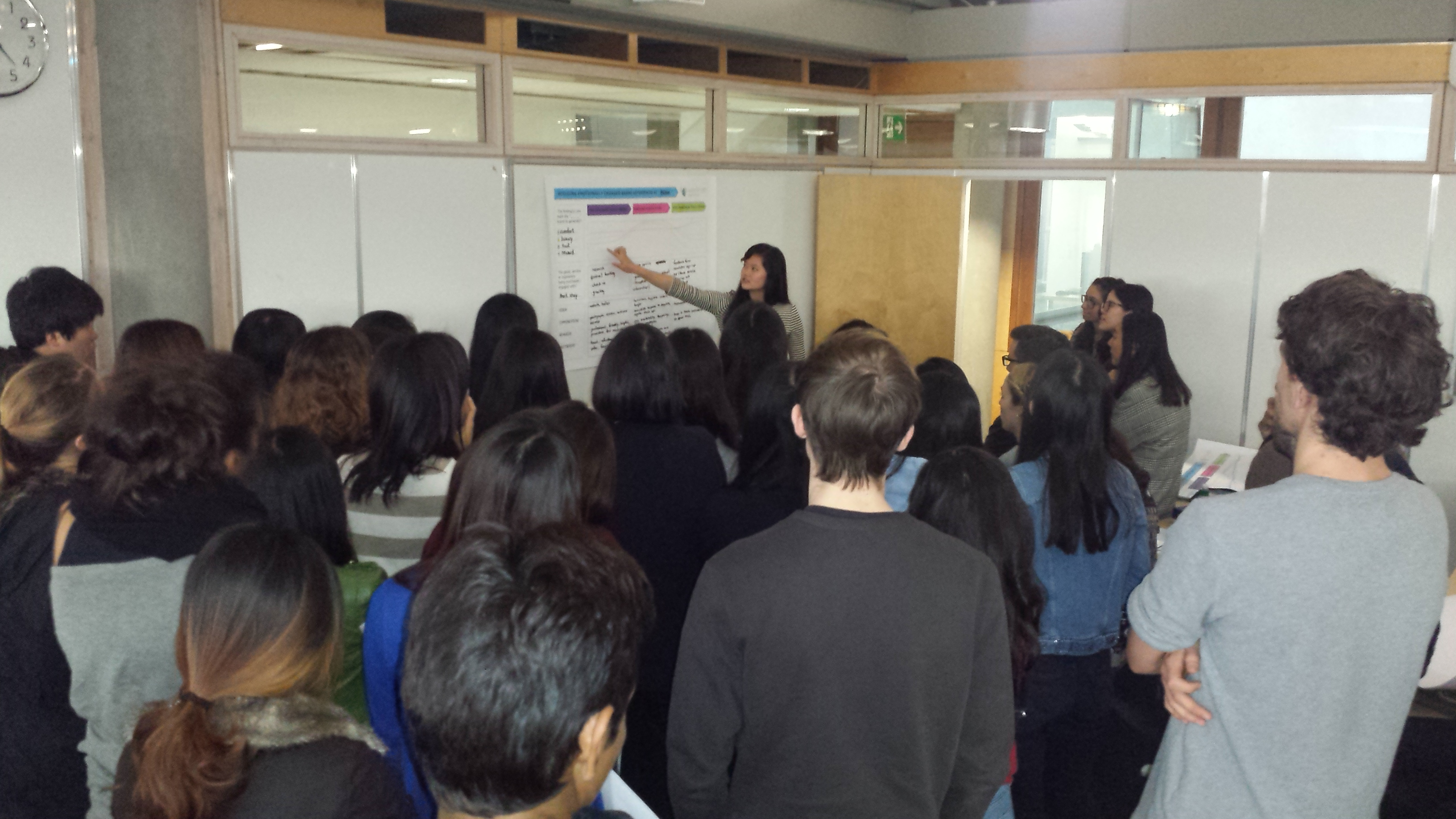 Crafting Brand Experiences with MSc Marketing Students: Nottingham University Business School