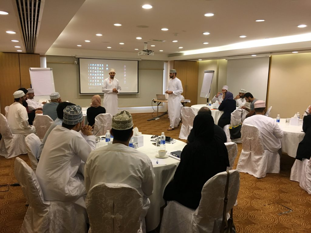 Ooredoo Oman marketing training wavelength marketing