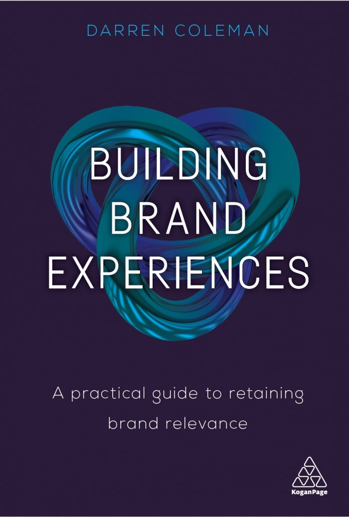 Wavelength's founder Publishes Brand Experiences Book