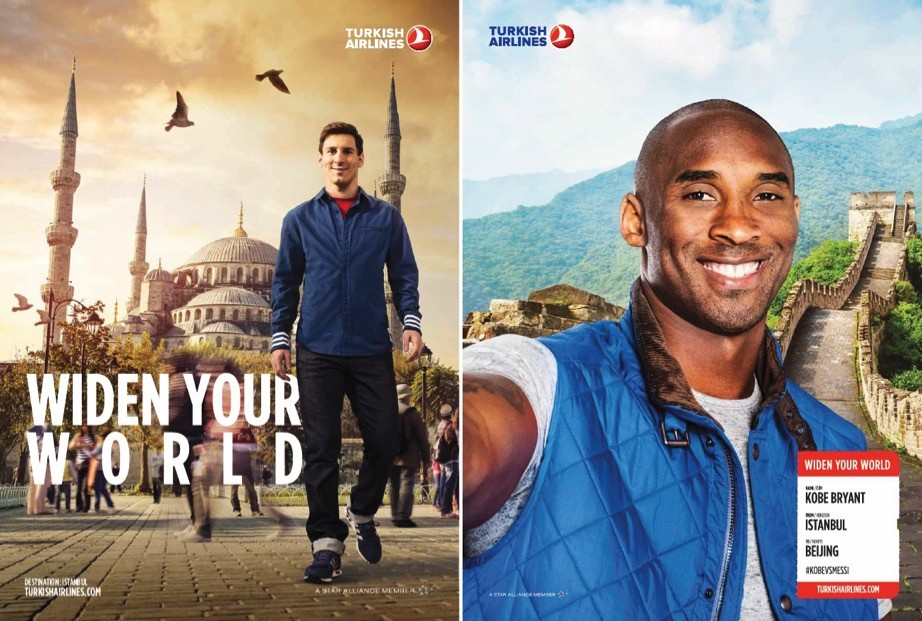 Guest Post: How Turkish Airlines used social media and sports personalities to build engaging brand experiences