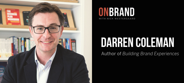 Wavelength's Darren Coleman guests on Brand Driven Digital Podcast